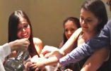 Colombie et homohérésie: sur le certificat de baptême mères 1 et 2