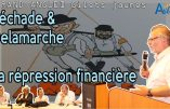 Olivier Delamarche et Philippe Béchade parlent de la répression financière