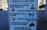 Attention village français !