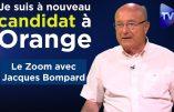 Jacques Bompard nous parle des élections municipales à Orange et donne son avis sur le RN, Marine et Marion…