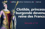Clotilde, princesse burgonde devenue reine des Francs