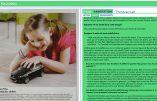 L'Union européenne fait sa propagande médiatique: la théorie du genre à l'assaut de l'école