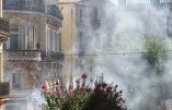 Montpellier – Acte 43 des Gilets Jaunes sous les gaz lacrymogènes