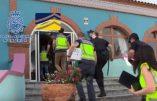 Europol démantèle un réseau de passeurs d'immigrés clandestins entre l'Espagne et la France