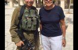 Muriel Robin et Tsahal…