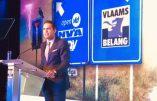 Le Vlaams Belang, premier parti de Belgique