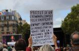 Reportage en photos de la Manif pour Tous contre la PMA