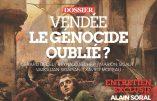 La revue Civitas fait peau neuve avec un numéro exceptionnel «Vendée, génocide oublié ?»