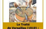 """7 octobre 2019 – Conférence """"Le Traité de Versailles : tous mécontents ?"""""""