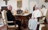 Le jésuite gay-friendly James Martin reçu amicalement par le pape François