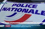 Des policiers musulmans désarmés par crainte de leur radicalisation
