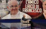 Le pape François croit-il au Christ ? Non, selon son ami Scalfari…
