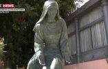 Menton – La statue qui irrite les pro-avortement