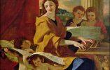 Sainte Cécile racontée aux enfants