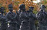 Madame Hidalgo accorde peu de visibilité au monument dédié aux militaires morts en opérations extérieures, contrairement au « mur de la paix »