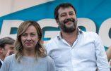 Élections régionales en Italie, c'est avant tout la victoire du parti identitaire, Fratelli d'Italia
