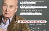 Marion Sigaut réagit à l'affaire du pédophile Gabriel Matzneff