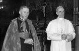 Mgr Lefebvre et la politique : «Il est donc du devoir de notre charge de vous mettre en garde de nouveau sur les dangers du communisme»