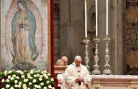 Les enjeux œcuménistes dictent la théologie marialedu pape François :  «Marie n'est pas co-rédemptrice»