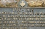 Le Mans – Vol de la plaque en mémoire des victimes de la Terreur : Louis de Cacqueray dénonce l'indifférence des élus de la majorité