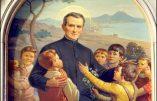 Vendredi 31 janvier 2020 – Saint Jean Bosco, Confesseur