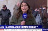 L'incompétence de BFMTV qui annonce une rencontre entre Macron et… Arafat mort en 2004