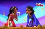 Chez Disney, les princesses célèbrent Hanoukkah…