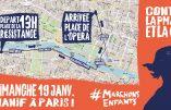 Marchons Enfants, la marche pour la vie à Paris