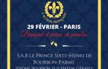 """29 février 2020 à Paris – Grande journée d'Action Française """"120 ans qui nous donnent raison"""""""