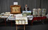 28 & 29 mars 2020 – L'artiste peintre Guillaume Le Baube exposera à la 4e Fête du Pays Réel