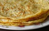 Traditions culinaires – Recette de crêpes pour la Chandeleur