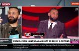 Le bouffon Cyril Hanouna candidat à la présidentielle de 2022 ?