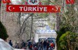 Arrivée de migrants à la frontière gréco-turque, réactions en France contre le chantage turc