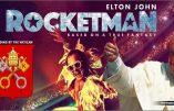 Le Vatican finance le film Rocketman à la gloire de l'homosexuel Elton John