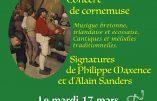 17 mars 2020 – La Librairie Notre-Dame-de-France fête la Saint Patrick