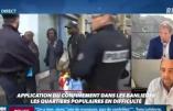 Coronavirus – Le confinement, c'est pour les Français, pas pour les banlieues – Preuves en images