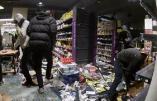 La France confinée pour Coronavirus ? Les pillages ont commencé…