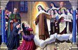 Samedi 18 avril 2020 – Samedi in Albis – Bienheureuse Marie de l'Incarnation, Carmélite (1545-1618)