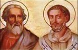 Mercredi 22 avril 2020 – Saints Soter et Caïus, Papes et Martyrs – Saint Léonide, Père d'Origène et Martyr († 202)