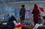 La Grèce toujours confrontée à l'assaut migratoire organisé par Erdogan