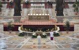 Crise du coronavirus, le pape François plaide pour un salaire de base universel