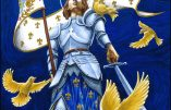 Sainte Jeanne d'Arc, protégez-nous de l'ennemi extérieur et des traîtres de l'intérieur (par Anne Brassié)