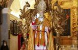 Samedi 16 mai 2020 – Saint Ubald, Evêque et Confesseur – Saint Jean Népomucène, Prêtre et Martyr (1338-1383) -Saint André Bobola, Jésuite, martyr (1591-1657)