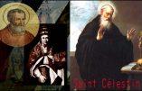 Mardi 19 mai 2020 – Mardi des Rogations – Saint Pierre Célestin, Pape et Confesseur – Sainte Pudentienne, Vierge – Saint Théophile de Corte, 1er Ordre capucin – Saint Yves, Avocat
