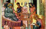 Mercredi 24 juin 2020 – Nativité de saint Jean-Baptiste