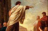 Mardi 30 juin 2020 – Commémoraison de St Paul, apôtre – Anniversaire des sacres épiscopaux du 30 juin 1988