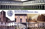 La faculté de théologie de l'Italie septentrionale promeut l'homosexualité