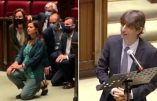Genoux à terre pour Floyd mais pas dans les églises devant Dieu, un député italien s'indigne