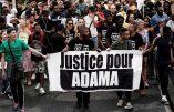 La guerre raciale américaine s'invite en France