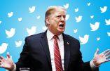 Trump banni des réseaux sociaux, Snowden réagit, et Trump contre-attaque